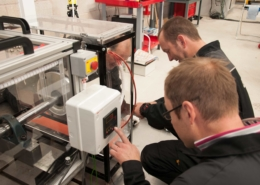 romax - manufactoring testing and certification
